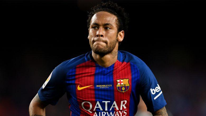 Neymar lodhet nga hija e Messit, mendon largimin nga Barcelona