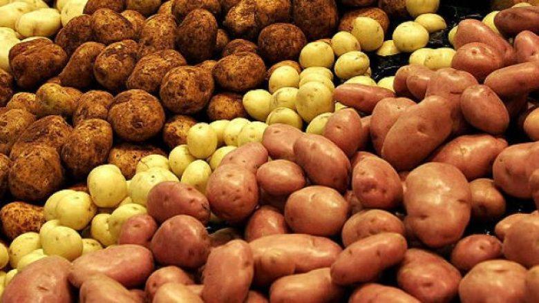Shqipëria ka vendosur barrierë tarifore për patatet dhe qepët nga Kosova