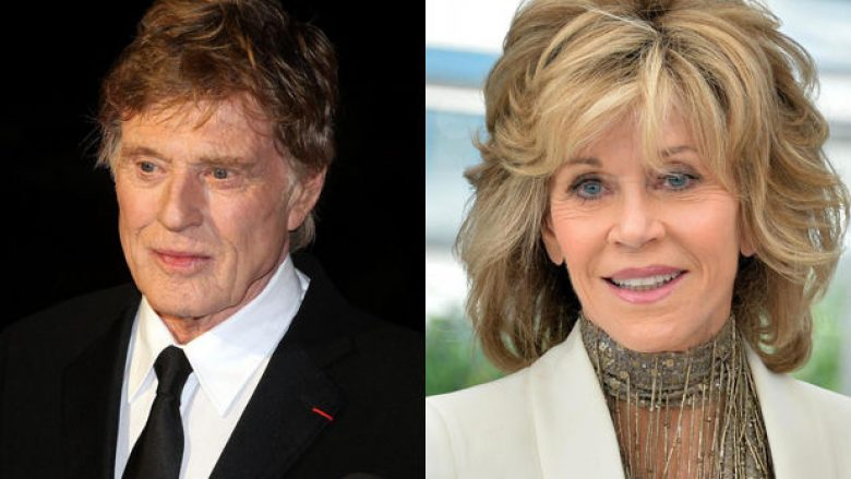 Jane Fonda dhe Robert Redford do të nderohen me Luanin e Artë