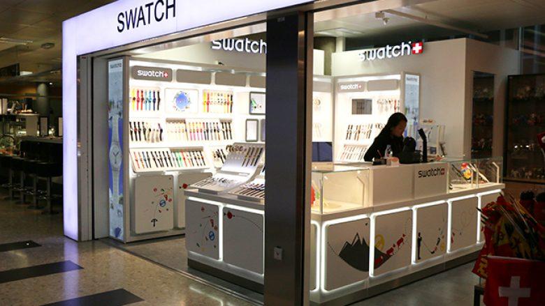 Swatch me rritje të fitimit në gjashtëmujor