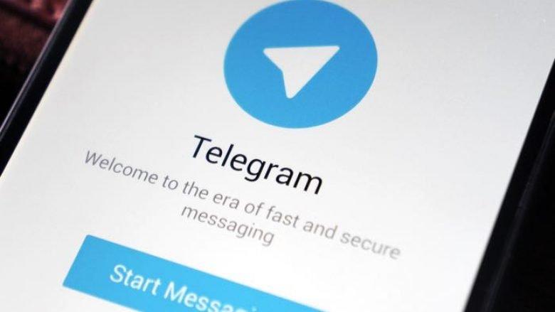 Telegram tani mundëson shkatërrimin e fotove të dërguara