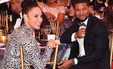 Usher infekton të dashurën me sëmundjen seksualisht të transmetueshme