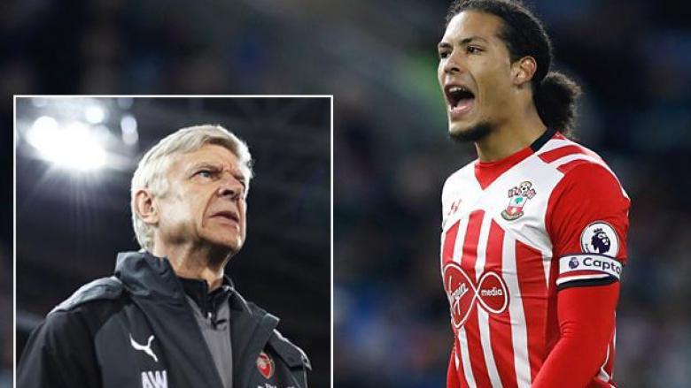 Arsenali sfidon gjithë rivalët me ofertën në drejtim të Van Dijk