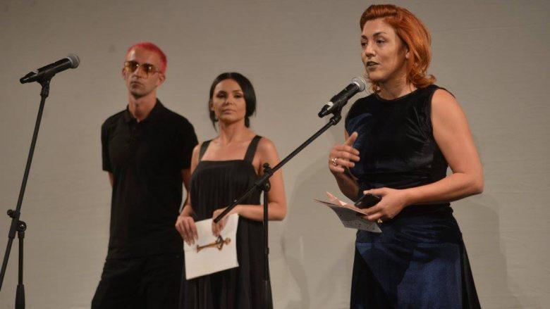 """Vjosa Berisha e kënaqur me rrjedhën e festivalit """"PriFilm Fest"""""""