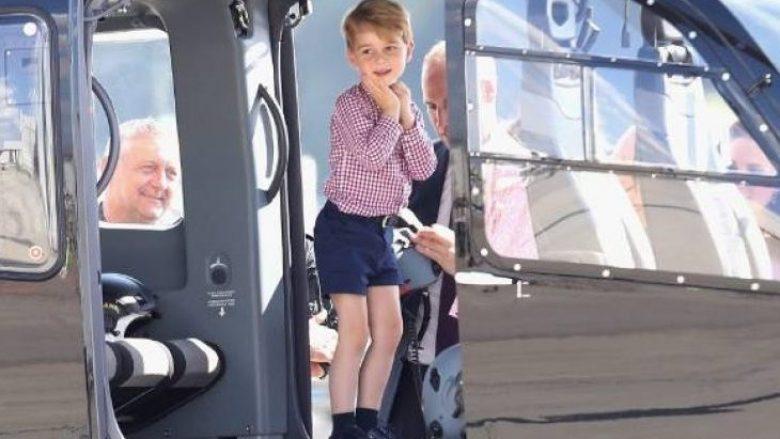"""Princi i vogël George përdoret si """"ikonë e homoseksualëve"""" (Foto)"""