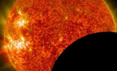 Eklipsi i plotë diellor mbi SHBA