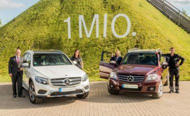 SUV-i më i shitur i Mercedesit arrin te shifra një milion (Foto)