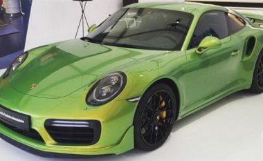 Ngjyra e kësaj Porsche është më e shtrenjtë sesa vetura, dhe përdoret në vetëm pesë vetura gjatë një viti (Foto)