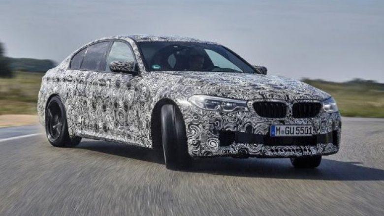 BMW prezanton modelin e ri M5 në gusht?