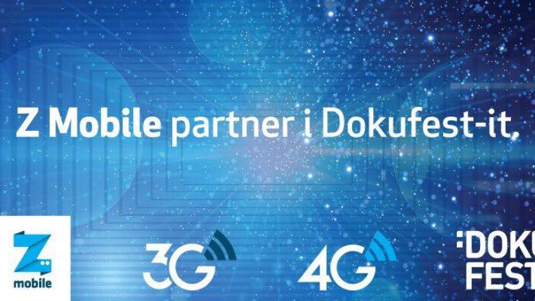 Z Mobile, partner i Dokufest 2017