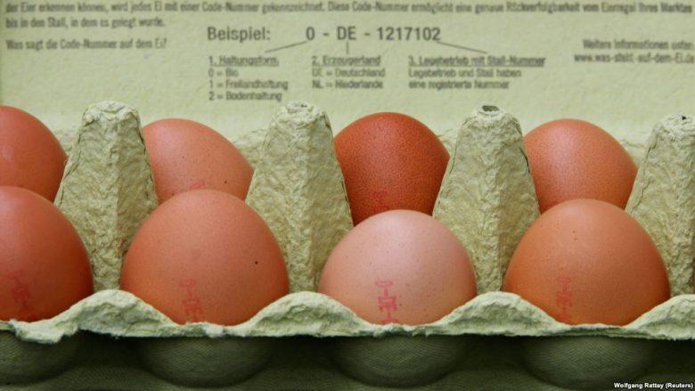 Franca vëren rrezik minimal nga vezët e kontaminuara