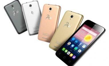Alcatel OneTouch Pixi First, telefoni i lirë në Android në IPKO kushton më pak se 60 euro (Video)