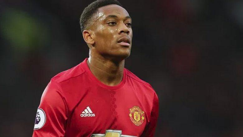 Unitedi refuzon Interin dhe Tottenhamin për Martial