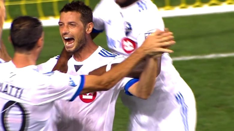 Ndeshje për të mos u harruar për Xhemailin: Shënoi dy gola dhe nxori një penalti (Video)