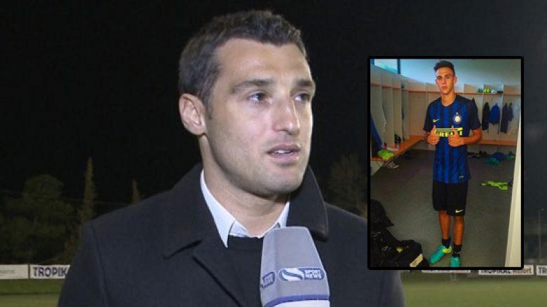 Armand Rada, talenti shqiptar i Interit ftohet nga Bogdani në skuadrën e Shqipërisë U-19
