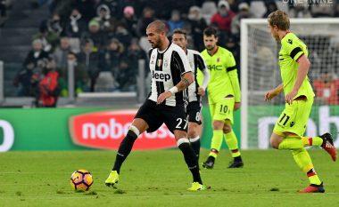 Konfirmohet largimi i Sturaros nga Juventus