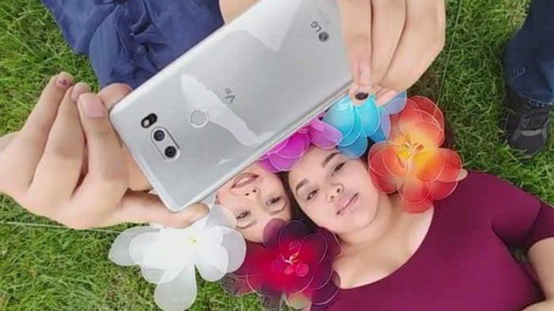 LG V30 paraqitet në një video