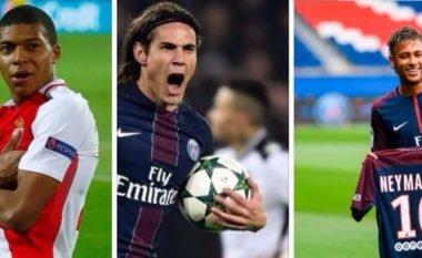 400 milionë euro për dy lojtarë- PSG po thyen çdo rekord të mundshëm këtë verë, gati treshja Cavani, Neymar e Mbappe