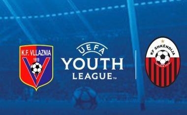 Shkëndija U-19 dhe Vllaznia U-19 pjesë e Ligës së Kampionëve