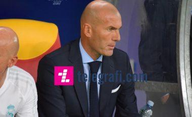 Zidane nënshkruan kontratën e re me Realin pa negociuar fare