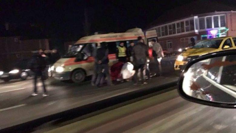Aksident i rëndë në Skenderaj, një person i vdekur