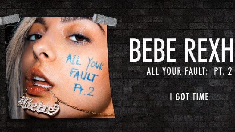 Bebe Rexha në një ditë publikoi katër këngë të reja, por asnjërën me videoklip (Audio)