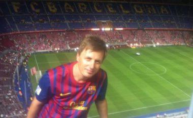 Blero e falënderon Neymarin që u largua prej Barcës (Foto)