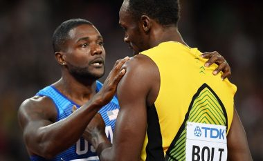 Gatlin kampion bote, Bolt i treti (Video)