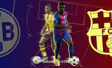 Dembele nuk do t'ia di për Dortmundin, kërkon shtëpi në Barcelonë