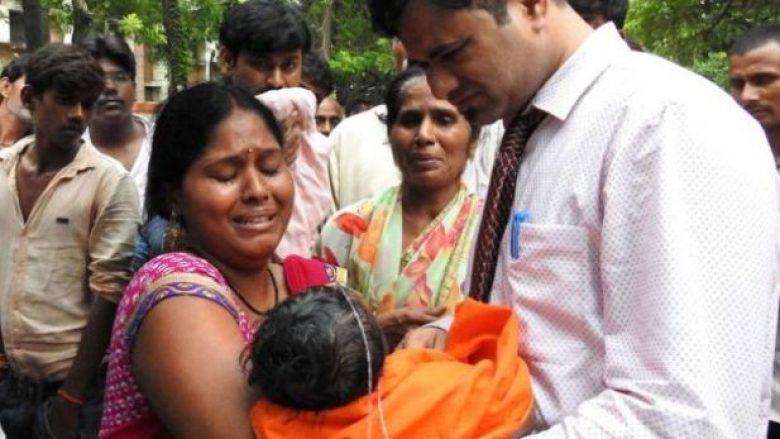 60 fëmijë vdesin në një spital në Indi, pasi iu ndërpritet furnizimi me oksigjen