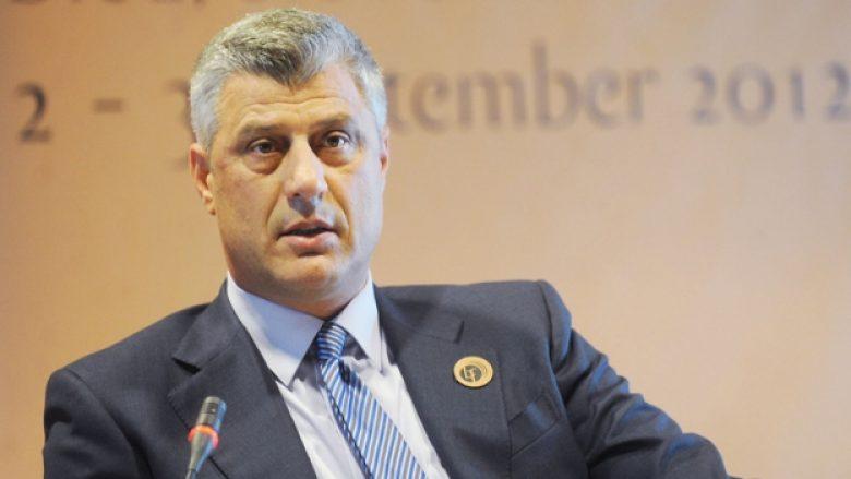 Thaçi: Marrëveshja e Ohrit garanci për barazi dhe drejtësi