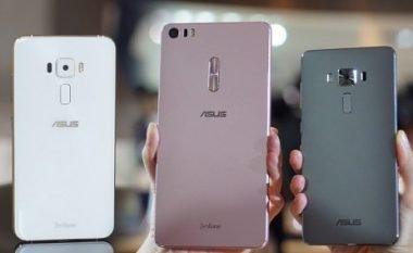 Asus zbulon modelet e reja të telefonave të linjës ZenFone