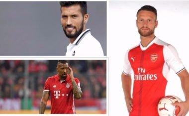 Juventusi kërkon qendërmbrojtës, Garay, Mustafi dhe Boateng në listë