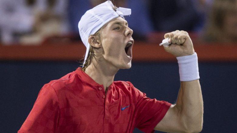 Nadal befasisht pëson humbje nga tenisti 18-vjeçar kanadez