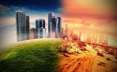Ndryshimet e pariparueshme klimatike: Për 80 vite shumë qytete do të përmbyten nga uji e shumë të tjera nga thatësira! (Video)