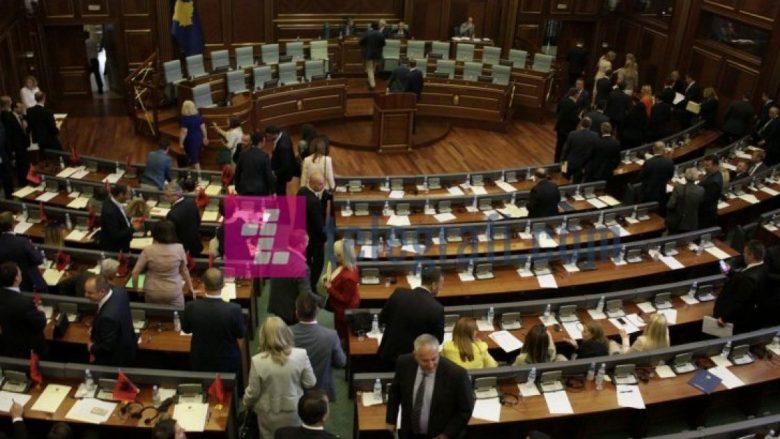 Shtetet QUINT-it u bëjnë thirrje deputetëve kosovarë: Merrni pjesë në seancat e Kuvendit