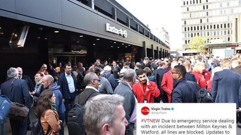 Kaos dhe vdekje në linjën e trenit, Man Utd-West Ham mund të shtyhet? (Foto)