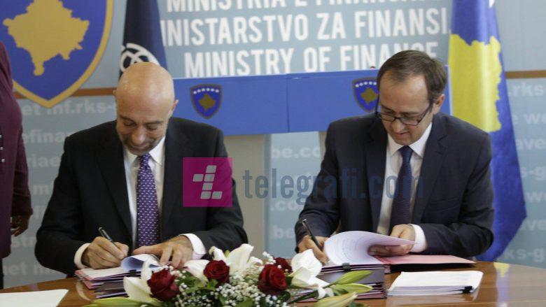 MF dhe Banka Botërore nënshkruajnë dy marrëveshje në vlerë 34 milionë euro