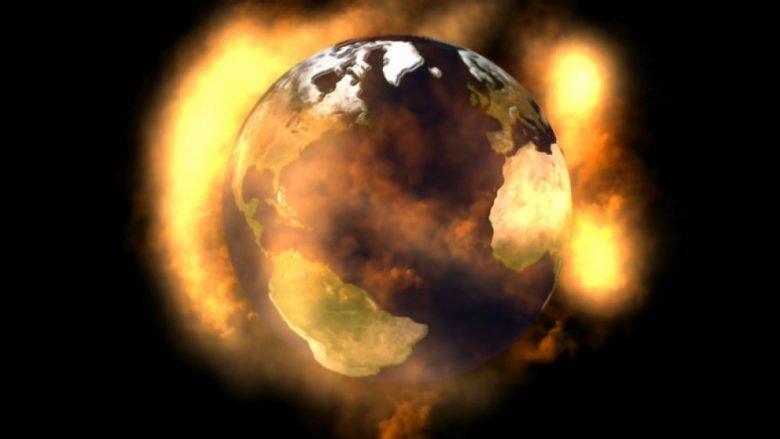 Studim i ri për zhdukjen masive nga temperaturat e larta