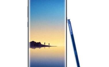 Brenda javës fillojnë para-porositë për Samsung Galaxy Note 8