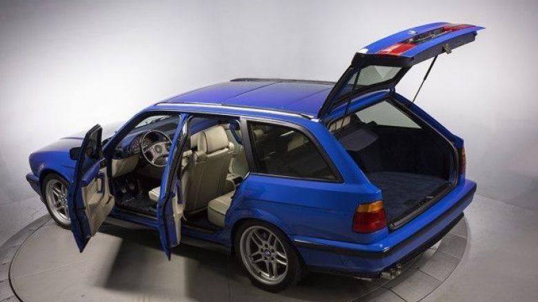 Kjo BMW e vitit 1993 është nxjerrë në shitje për 130 mijë dollarë, shkaku i ngjyrës (Foto)