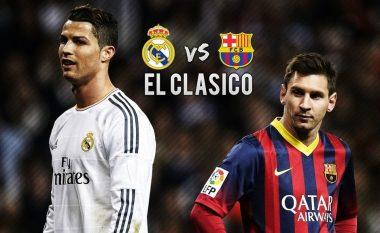 Si do të renditet Barca pa Neymarin kundër Realit: Formacionet e mundshme (Foto)