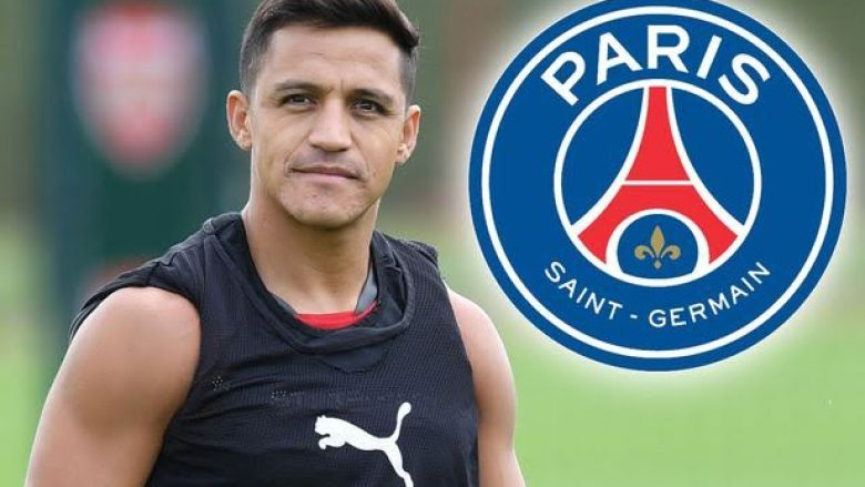 Sanchez gjendet në Paris, po diskuton marrëveshjen me PSG-në