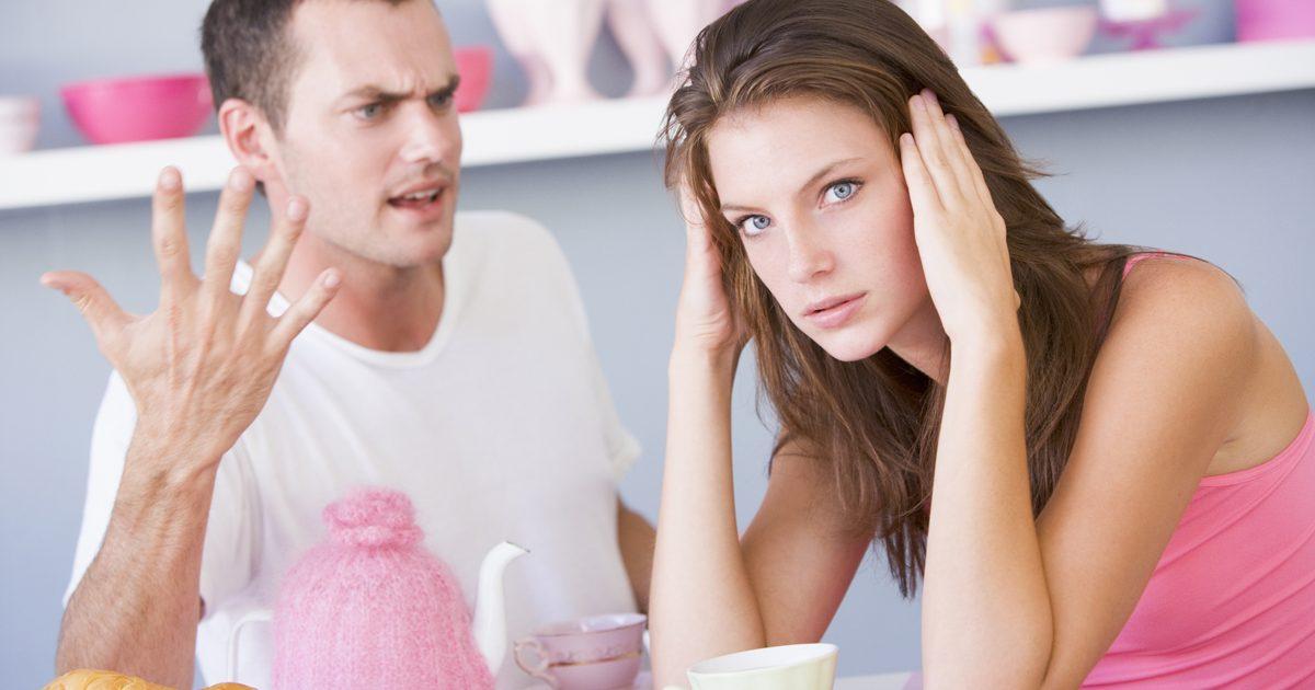 Shenjat që tregojnë se martesa është në telashe