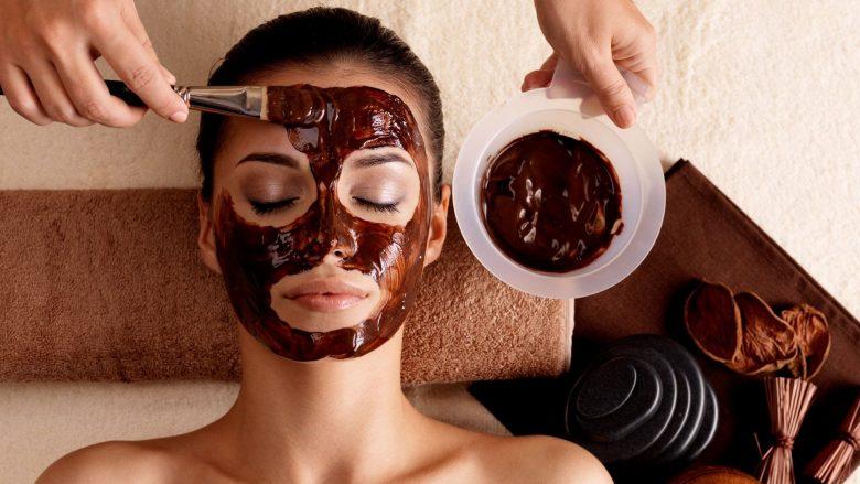Edhe industria kozmetike e preferon çokollatën