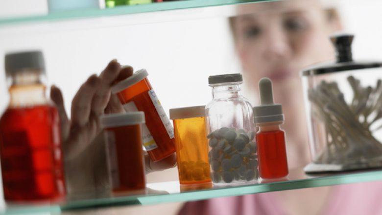 Ilaçe që nuk është e nevojshme të mbahen në shtëpi
