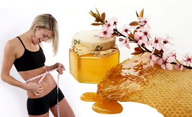Dieta e re me mjaltë do t'ju dobësojë definitivisht