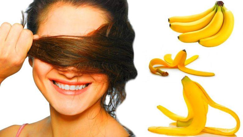 Për flokët e djegur nga boja, maskë me qumësht dhe mjaltë