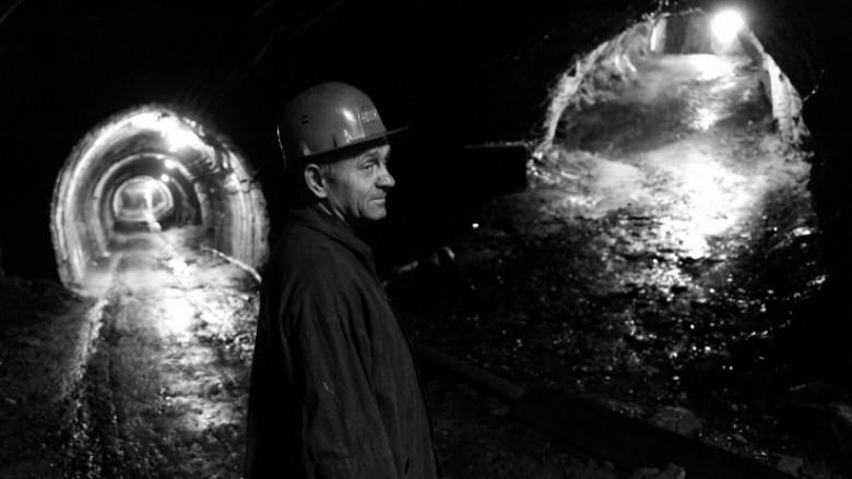 """Grevë e minatorëve të xeherores """"Sasa"""", kërkojnë rroga më të larta"""