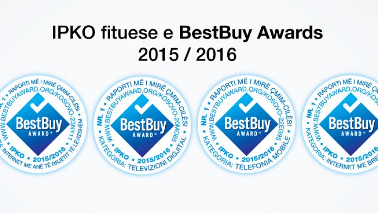 Best Buy Award: IPKO, operatori më i mirë në Kosovë